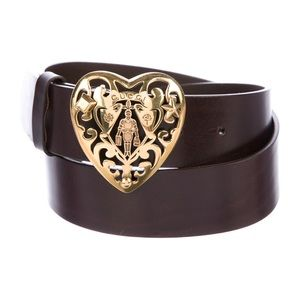 07b1fea3c9f Women s Gucci Heart Belt on Poshmark